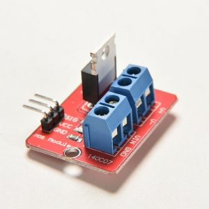 IRF520 MOSFET module